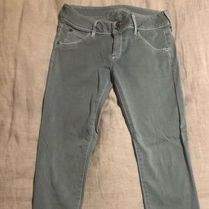 Hudson skinny jeans, size 27